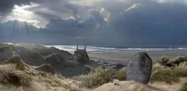 Revelados Nuevos Bosquejos y Arte Conceptual de 'Las Reliquias de la Muerte, Parte I'