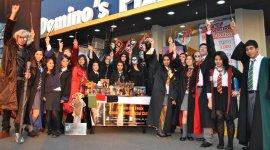 Seguidores de 'Harry Potter' Asisten al Lanzamiento del DVD/Blu-ray de 'Las Reliquias I' en Chile
