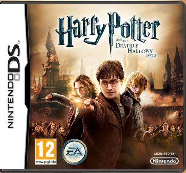 Portadas del Videojuego de 'Harry Potter y las Reliquias, Parte II' en Alta Resolución