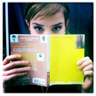 Logan Lerman Revela Imagen de Emma Watson en el Rodaje de 'The Perks of Being a Wallflower'