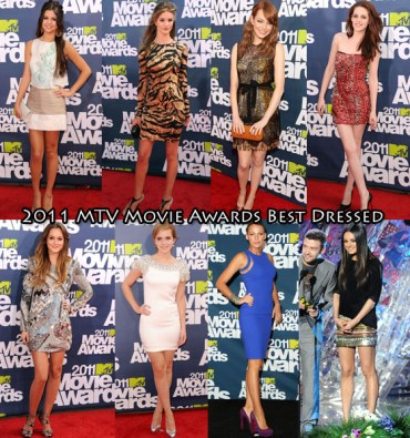 Vota por Emma Watson como la Mejor Vestida de los 'MTV Movie Awards 2011'!