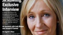 JK Rowling Habla de sus Libros Favoritos, los eBooks, su Vida, y Más en Nueva Entrevista