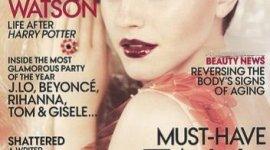 Nueva Portada y Sesión Fotográfica de Emma Watson para la Revista 'Vogue America'