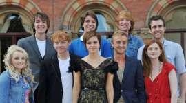 Actores de 'Harry Potter' Asisten a la Sesión Fotográfica de Prensa Oficial de 'Las Reliquias, Parte II'