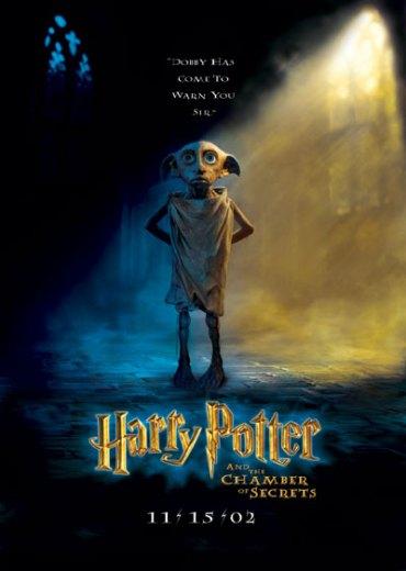 Maratón de película: 'Harry Potter y la Cámara Secreta'