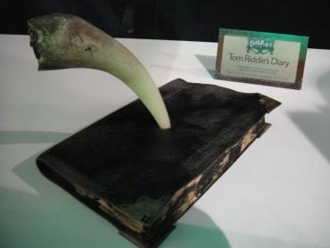 Productos de Harry Potter: Diario de Tom Riddle