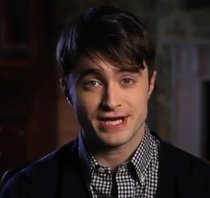 Video: Daniel Radcliffe Graba Mensaje para la Convención 'Empire BIG SCREEN'