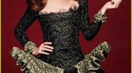 Nuevas Fotografías de Bonnie Wright para la revista 'Haute Muse'