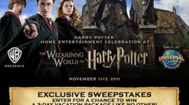 WB Anuncia Concurso para Asistir a la Celebración de 'Harry Potter' en el Parque Temático de Orlando