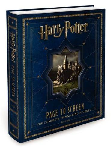 Primer Trailer Promocional del Próximo Libro 'Harry Potter: Page to Screen'