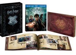 'WB Shop' Revela 7 Sets de Colección de 'Harry Potter y las Reliquias de la Muerte, Parte II'