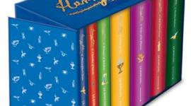 'Bloomsbury' Presenta Nuevo Set de Libros de 'Harry Potter' en Versión 'Signature'