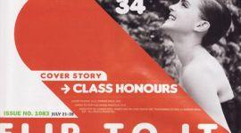 Nuevas Imágenes de Emma Watson en la Sesión con Mariano Vivanco para la Revista '8 Days'