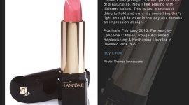 Emma Watson Confirma una Segunda Campaña Publicitaria para la Firma 'Lancôme'