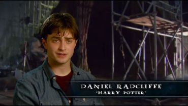 'The Quest' Revela Otro Videoclip del DVD/Blu-ray de 'Las Reliquias II': Harry y Dumbledore
