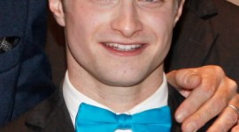 Daniel Radcliffe, en la Celebración del Show No. 250 de 'How to Succeed in Business'