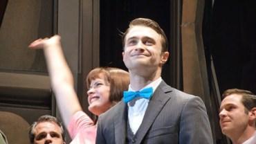 Videoclip: Despedida de Daniel Radcliffe en la Última Presentación de 'How to Succeed'