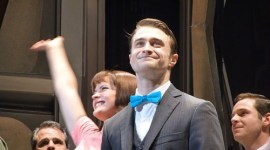 Videoclip: Despedida de Daniel Radcliffe en la Última Presentación de 'How to Succeed'