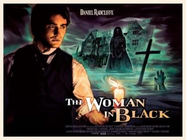 Nuevo Poster y 'Featurette' de Daniel Radcliffe en la Película 'The Woman in Black'
