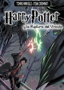 'Harry Potter y la Ruptura del Vínculo': Capítulo 3!