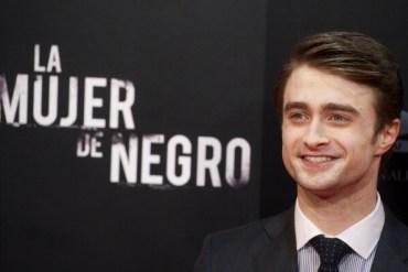 Daniel Radcliffe Visita España para Promocionar la Película 'The Woman in Black'