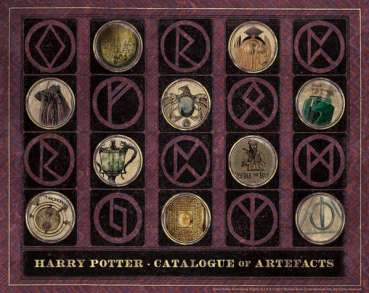 Diseñadora Habla del Próximo Catálogo de Artefactos de las Películas de 'Harry Potter'