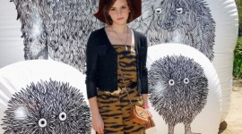 Emma Watson asiste a fiesta en el Festival Musical Coachella