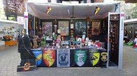 Tienda Ollivanders Presente en la Fiesta del Libro de Medellín