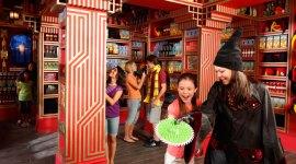 Video: Cierra la Tienda Zonko para dar paso a la Expansión de Honeydukes