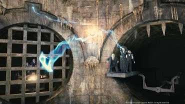 Primer Vistazo a Bellatrix Lestrange en las Cavernas de 'Harry Potter y el Escape de Gringotts'!