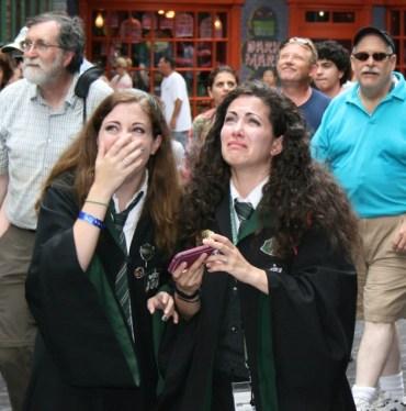 Emocionante Apertura del Callejón Diagon en el Parque de Harry Potter en Orlando