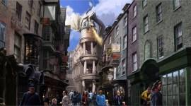 Universal Abre Preliminarmente al Público las Tiendas y Restaurantes del Callejón Diagon