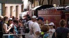 Universal Orlando Inicia Apertura Preliminar del Expreso de Hogwarts