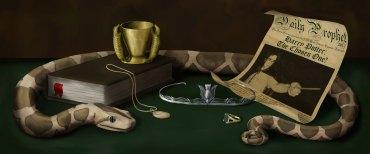 Teoría: ¿Son algunos Horrocruxes más Poderosos que Otros?