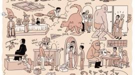 Los 7 Libros de Harry Potter Narrados en Tira Cómica