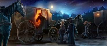 "Nuevo Texto de JK Rowling: ""Thestrals"""