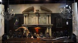 Primer Vistazo al Área de Artes Oscuras en el Tour de Harry Potter en Londres