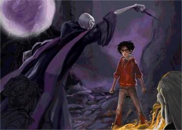 Increíbles Animaciones que Muestran la Creación de las Nuevas Portadas de Harry Potter!