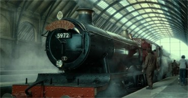 Primer Vistazo al Expreso de Hogwarts en el Tour de Harry Potter de Londres
