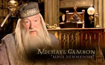 Michael Gambon Reveló Lo Que Más Extraña de las Películas de Harry Potter