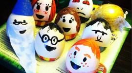 Increíbles Huevos de Pascua de Harry Potter