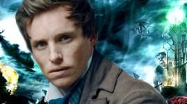 J.K. Rowling Feliz con Eddie Redmayne como Newt Scamander