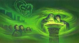 El sexto libro de Harry Potter cumple diez años
