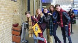 10 cosas que se piensan la primera vez que se visita King's Cross Station