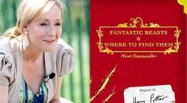 JKR revela que 'Animales Fantásticos' sí es una precuela de la saga de Harry Potter