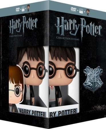 Nuevo set de Blu-Ray de Harry Potter incluirá figura Funko