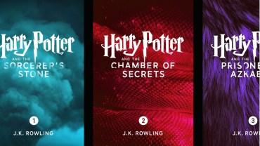 Apple lanza edición mejorada de Harry Potter en iBooks
