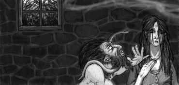 Fanfic: Monólogo de Mérope antes de darle la poción de amor a Tom Riddle