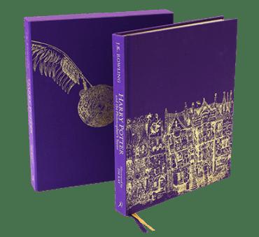 Un vistazo a la edición Deluxe de La Piedra Filosofal