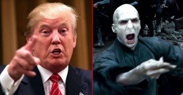 J.K. Rowling: Trump es peor que Voldemort